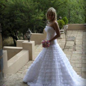 Demetrios New York – Wedding Gown