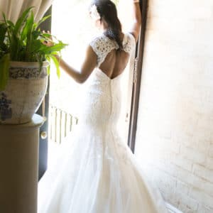 Roger/Ivory Mount Etna Wedding Dress.
