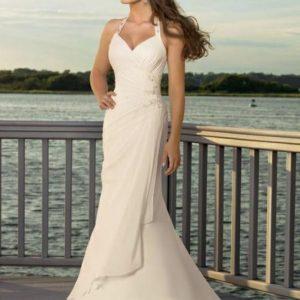 Madeline Gardner Voyage collection wedding gown