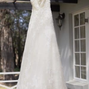 "Maggie Sottero – ""Gail"" Ivory"