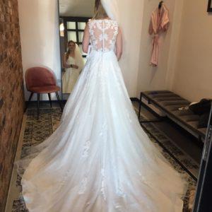 Beautiful Rosa Clara dress