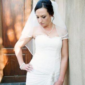 Custom Made Maggie Sottero Wedding Dress