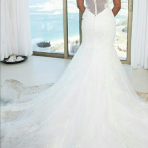 Wedding dress for your big day