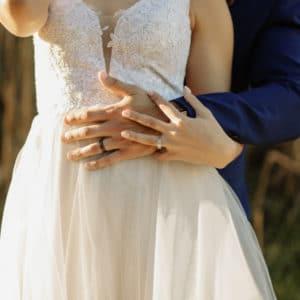 Cindy Bam Designer Wedding Dress