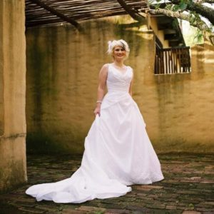 Gorgeous Second Hand Wedding Dress for Sale